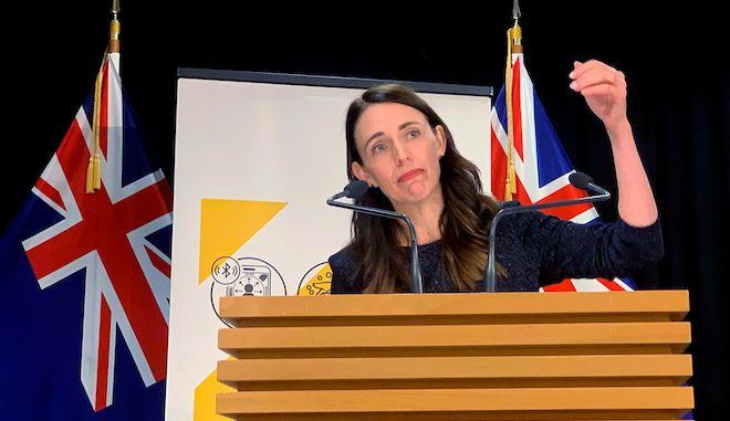 Τζασίντα Άρντερν, Πρωθυπουργός της Νέας Ζηλανδίας