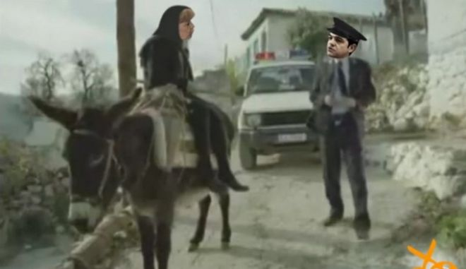 Τσίπρας: Μέρκελ pull over the Γαϊδάρ!