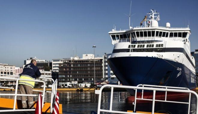 Απεργία στα πλοία