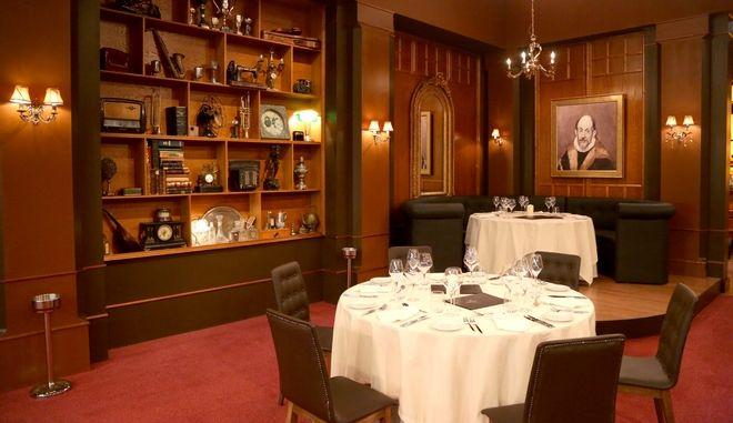 Ένα εστιατόριο - φωτιά έρχεται στην Αθήνα
