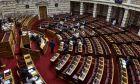 To ελληνικό κοινοβούλιο
