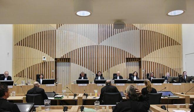 Δικαστήριο στη Ρωσία