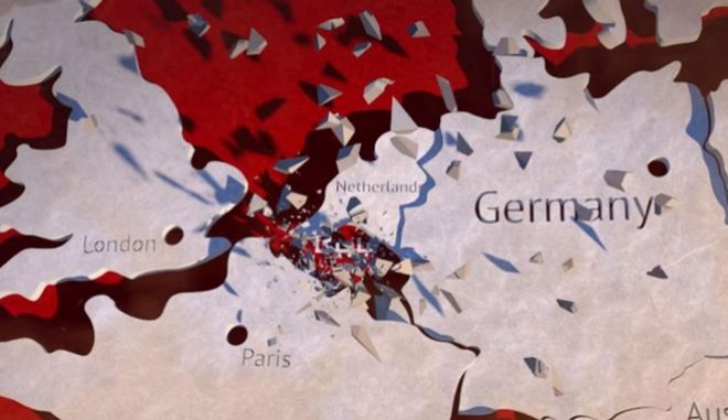 Η ISIS απειλεί να ανατινάξει την Ευρώπη όλη. 'Ήταν η αρχή του εφιάλτη σας'