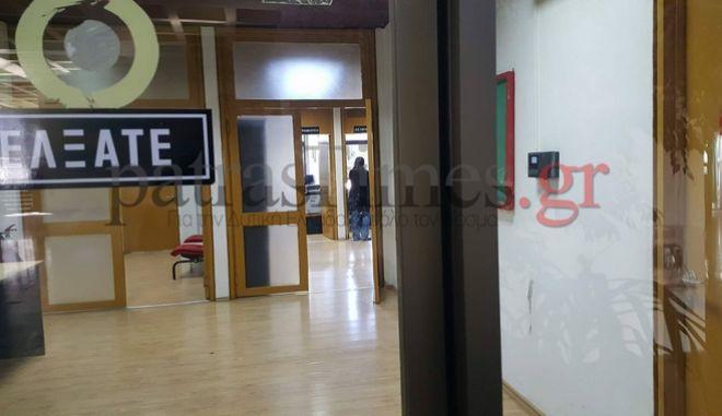 Πάτρα: Φοιτητές κλείδωσαν στο γραφείο του τον διευθυντή της φοιτητικής εστίας