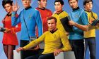 Η σειρά Star Trek τη δεκαετία του 1960