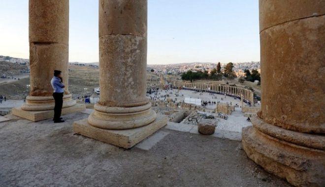 Αρχαιολογικός χώρος της Γέρασας
