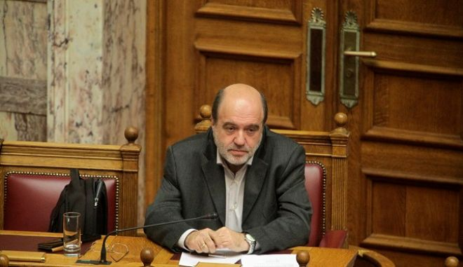 Συζήτηση επικαιρων ερωτησεων στην Βουλή την Πέμπτη 5 Νοεμβρίου 2015. (EUROKINISSI/ΓΙΩΡΓΟΣ ΚΟΝΤΑΡΙΝΗΣ)