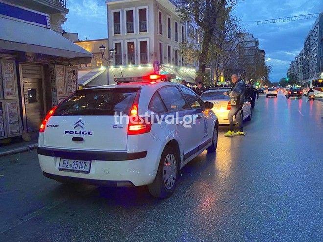 Θεσσαλονίκη: Παρέμβαση οπαδών του ΠΑΟΚ στα γραφεία Καλαφάτη και Ράπτη
