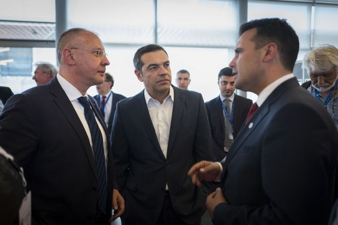 Συμμετοχή του Πρωθυπουργού Αλέξη Τσίπρα στην προπαρασκευαστική Σύνοδο του Ευρωπαϊκού Σοσιαλιστικού Κόμματος.