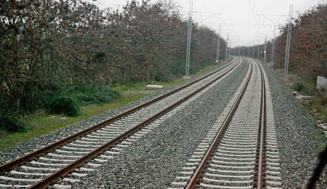 Σιδηροδρομική Γραμμή υψηλών ταχυτήτων