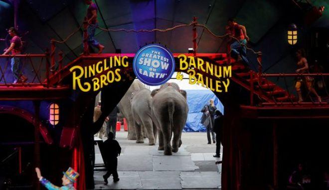 Κλείνει το μεγαλύτερο τσίρκο του κόσμου μετά από 146 χρόνια λειτουργίας