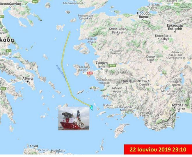 Η Τουρκία απειλεί την ΕΕ με ένταση αν εμπλακεί στην κυρπιακή ΑΟΖ