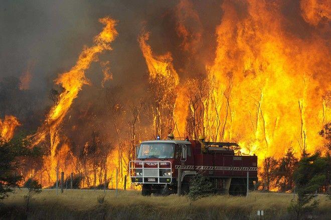 ΗΠΑ 1871 - Πορτογαλία 2017: Αυτές είναι οι πιο φονικές δασικές πυρκαγιές