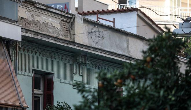 Επιχείρηση της αστυνομίας σε υπό κατάληψη κτήρια, στο Κουκάκι την Τετάρτη 18 Δεκεμβρίου 2019