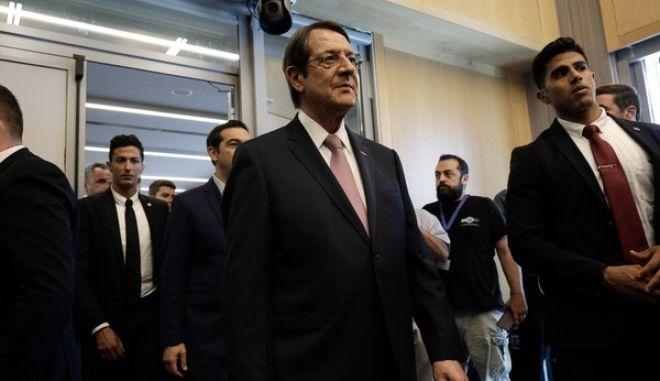 Αναστασιάδης: Και προς το συμφέρον της Τουρκίας η επίλυση του Κυπριακού