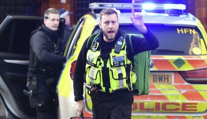 Αστυνομία στο Λονδίνο