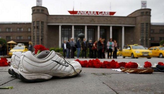 Ταυτοποιήθηκε ο ένας από τους δυο βομβιστές της επίθεσης αυτοκτονίας στην Άγκυρα