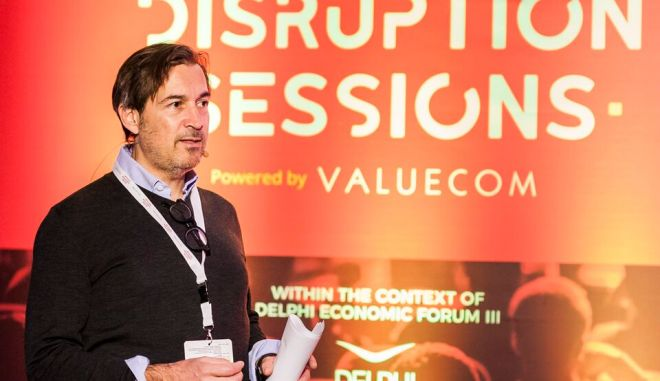 Τα Digital Disruption Sessions @ Delphi Economic Forum επαναπροσδιόρισαν τη συζήτηση για το νέο ρόλο της τεχνολογίας στο μάρκετινγκ