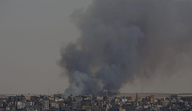 Το Ισραήλ απάντησε με πυραύλους στις ρουκέτες των Παλαιστινίων