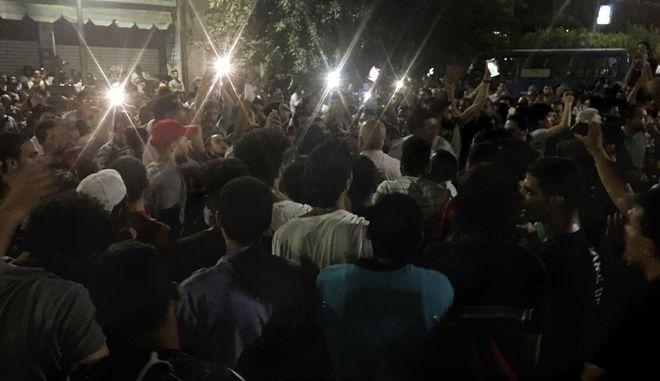 Διαδηλώσεις στην Αίγυπτο