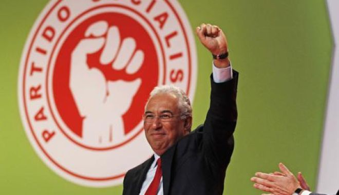 Κάντο όπως η Ελλάδα. Οι Πορτογάλοι σοσιαλιστές κάνουν κάνουν σημαία την πολιτική κατά της λιτότητας