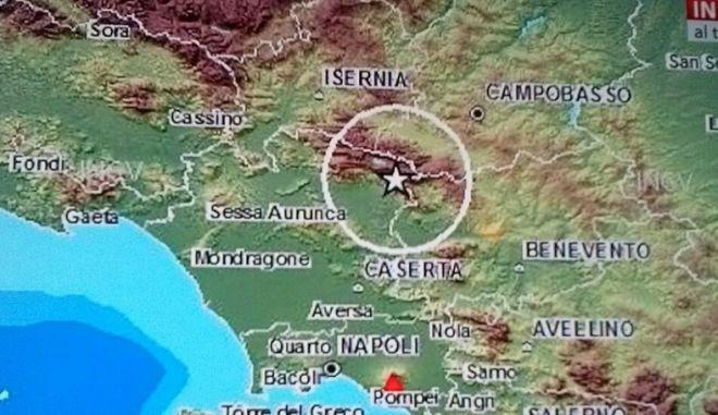 Σεισμός 5 ρίχτερ τρόμαξε τους κατοίκους της Νάπολης
