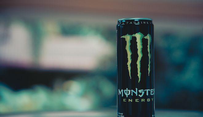 Ανάκληση κωδικών του ενεργειακού ποτού Monster
