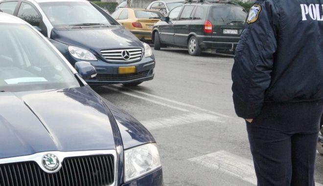 Ταξί στη Θεσσαλονίκη (φωτογραφία αρχείου)