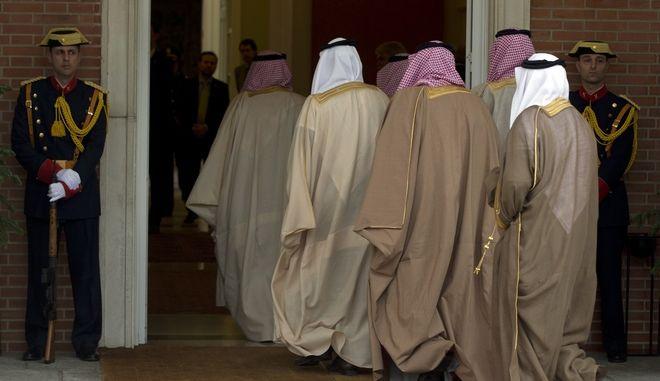 Υπουργοί της Σαουδικής Αραβίας