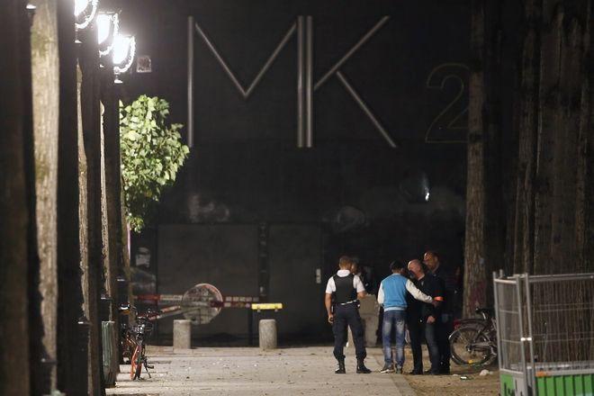 Η επίθεση σύμφωνα με τις γαλλικές αρχές δεν είχε τρομοκρατικό χαρακτήρα