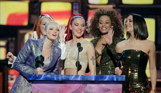 Οι Spice Girls στα Billboard Music Awards - Φωτογραφία αρχείου