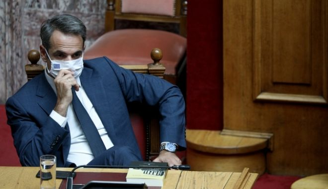 Ο πρωθυπουργός Κυριάκος Μητσοτάκης κοντά στην απόφαση για ακόμα πιο αυστηρά μέτρα στην Αττική