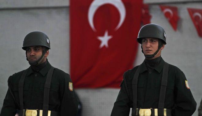 Τούρκοι φαντάροι