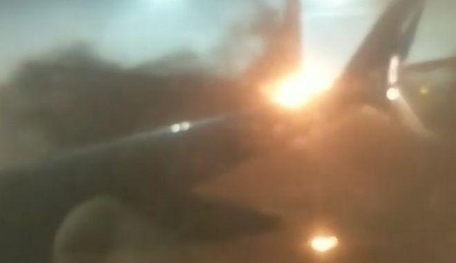 Σύγκρουση αεροσκαφών στο αεροδρόμιο Πίρσον του Τορόντο