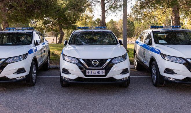 Νέα οχήματα της Ελληνικής Αστυνομίας
