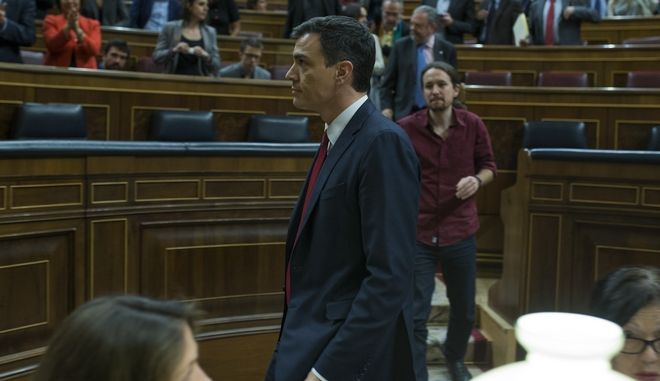 Podemos κατά Σάντσεθ