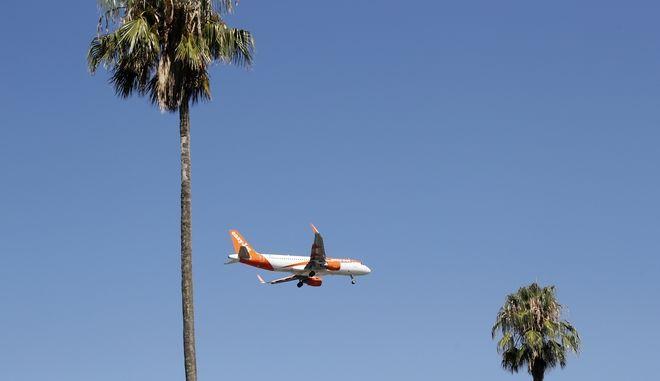 Αεροπλάνο της EasyJet