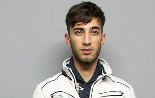 Ο 20χρονος Αλί Μπασάρ από το Ιράκ που ομολόγησε ότι βίασε και δολοφόνησε τη Σουζάνα Φέλντμαν