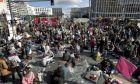 Βερολίνο διαδηλωτές