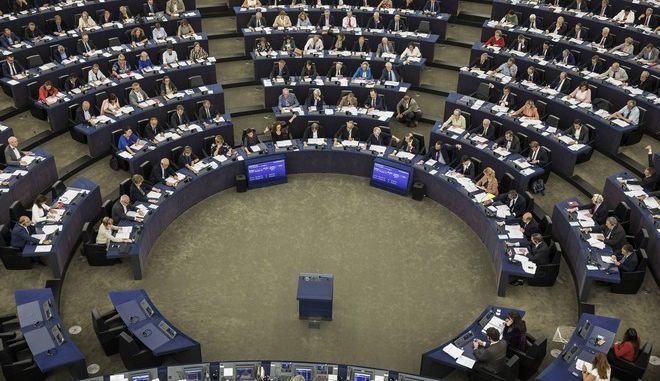 Συνεδρίαση της ευρωβουλής στο Στρασβούργο