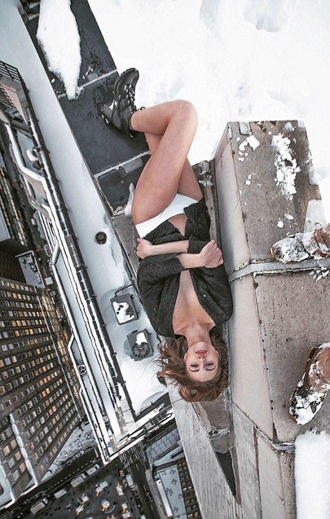 Φωτογραφίες που θα σε πείσουν πραγματικά, να μην κοιτάξεις κάτω