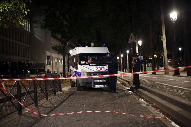 Ο δράστης της επίθεσης συνελήφθη