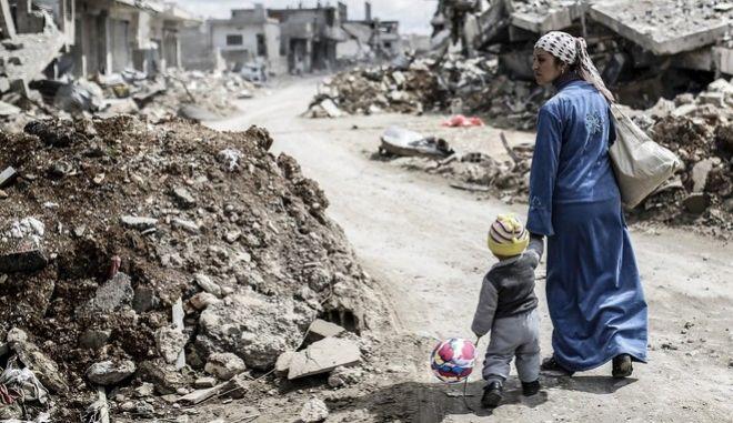 ΟΗΕ: Η Συρία αιμορραγεί, τα παιδιά κινδυνεύουν