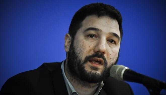 Ο υποψήφιος δήμαρχος Αθηνών, Νάσος Ηλιόπουλος