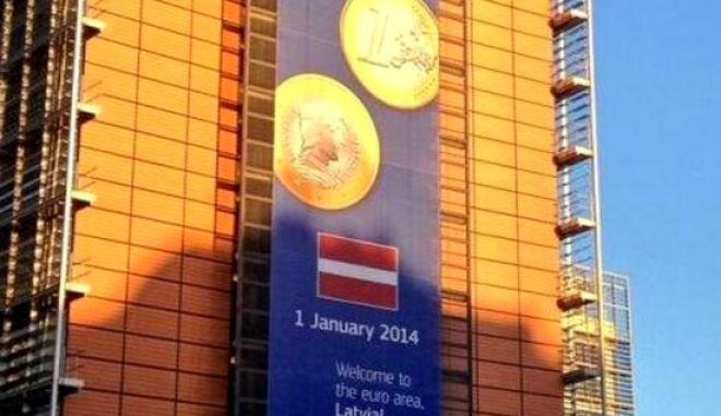 Καλώς ήρθες ευρώ: Η Λετονία - 18ο μέλος της ευρωζώνης