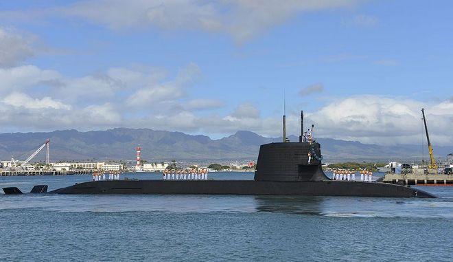 Ιαπωνία: Υποβρύχιο συγκρούστηκε με εμπορικό πλοίο - 3 ελαφρά τραυματίες