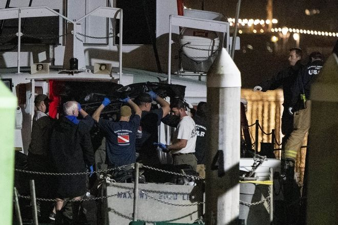25 πτώματα εντοπίστηκαν στο σκάφος