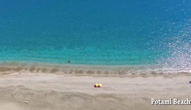 Ένας διάφανος παράδεισος τρεις ώρες από την Αθήνα