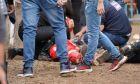 Ατύχημα σε πίστα μοτοκρός στα Γιαννιτσά