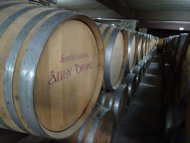 Το κρασί του Πούτιν είναι στο Άγιο Όρος!